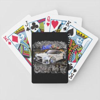 Oberlow Racing Hawaii Bicycle Playing Cards