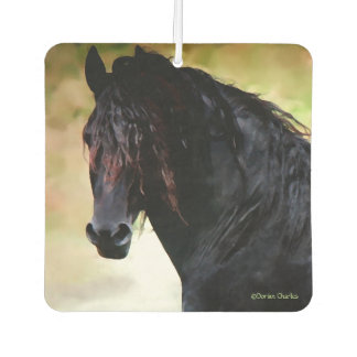 """Oberon"" Friesian Air Freshener"