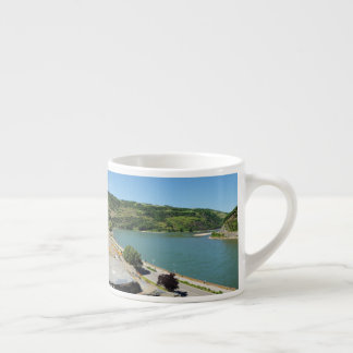Oberwesel on the Rhine Espresso Cup