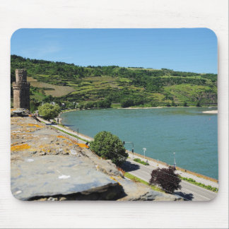 Oberwesel on the Rhine Mouse Pad