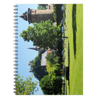 Oberwesel on the Rhine Notebooks