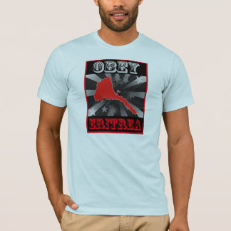 Obey Eritrea T-Shirt