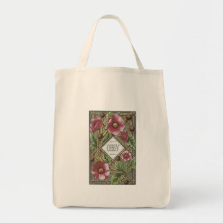 Obey Grocery Tote Bag