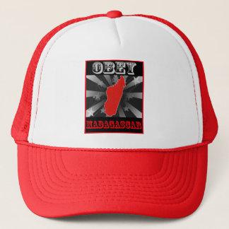 Obey Madagascar Trucker Hat