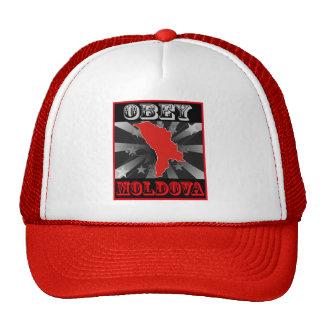 Obey Moldova Cap