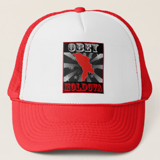 Obey Moldova Trucker Hat