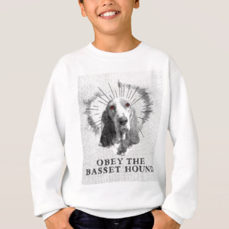 Obey The BASSET HOUND Sweatshirt