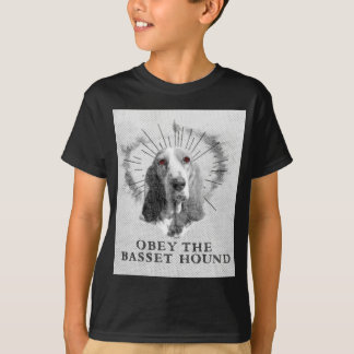 Obey The BASSET HOUND T-Shirt