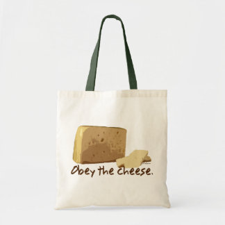 Obey the Cheese Bags