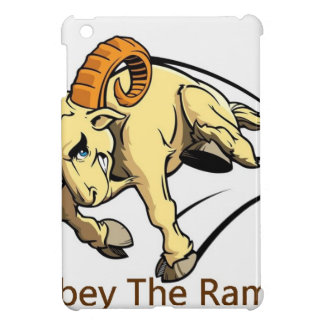 Obey the Ram Cover For The iPad Mini