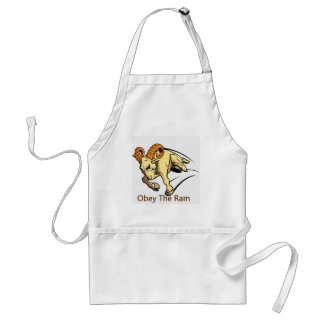 Obey the Ram Standard Apron