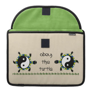 Obey The Turtle Sleeve For MacBooks