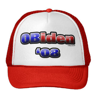 OBiden '08 Mesh Hat