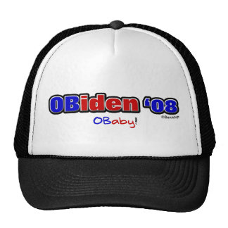 OBiden '08! O Baby! Trucker Hat