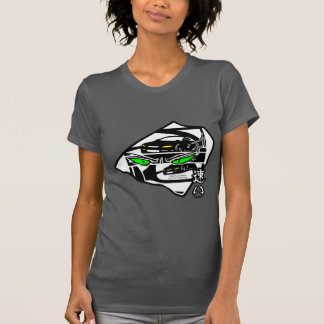 OBJECTS IN MIRROR ARE IN SECOND PLACE T-Shirt