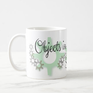 Objects in Motion Coffee Mug