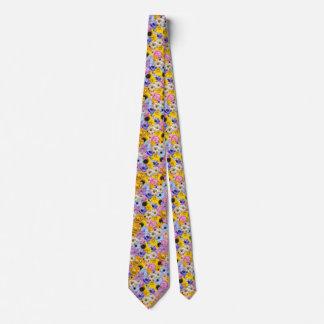 Obnoxious Bouquet Tie