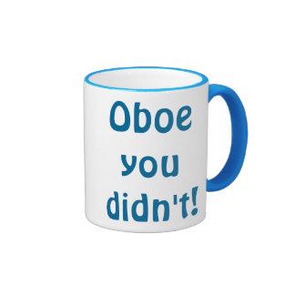 Oboe You Didn t Mug