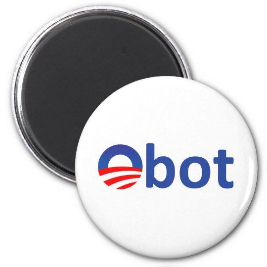 Obot 6 Cm Round Magnet