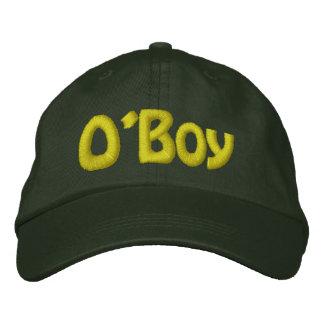 O'Boy Baseball Cap