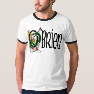 O'Brien Celtic Dragon T-shirts