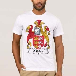 O'Brien Family Crest T-Shirt
