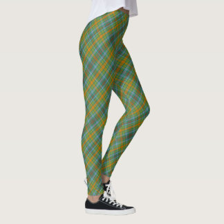 O'Brien Tartan Leggings
