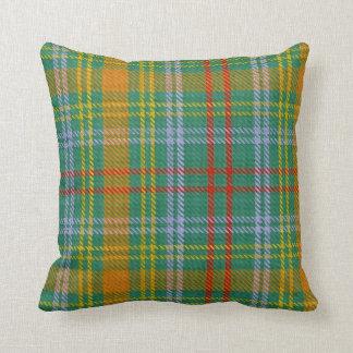 O'Brien Tartan Pillow