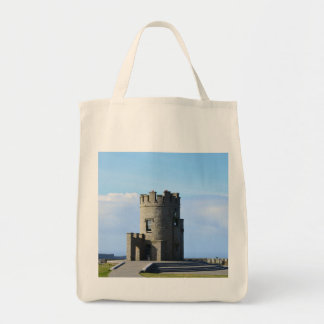 O'Brien's Tower on the Cliffs of Moher Tote Bag
