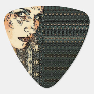 Observational Guitar Pick