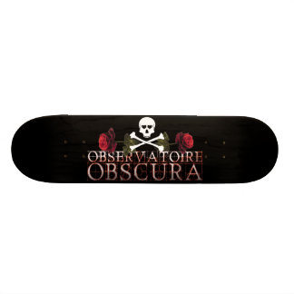 Observatoire Obscura Pro Skateboard