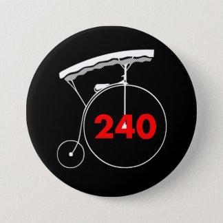 Observer 240 7.5 cm round badge