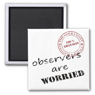 observers are worried square magnet