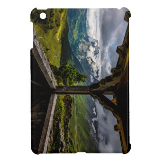 Observing The Grindelwald Valley And Swiss Alps Cover For The iPad Mini