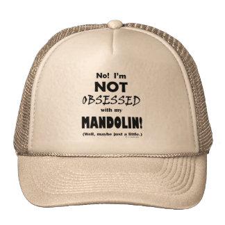 Obsessed Mandolin Cap