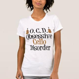 Obsessive Cello Disorder Shirt