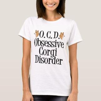 Obsessive Corgi Disorder T-Shirt