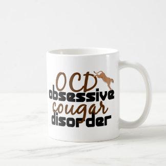 Obsessive Cougar Disorder Coffee Mug
