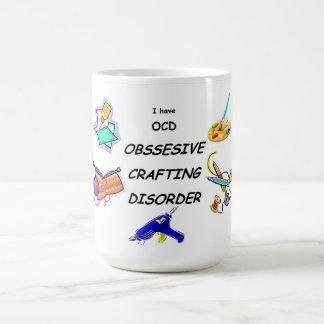 Obsessive Crafting Disorder Coffee Mug