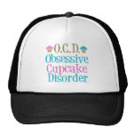 Obsessive Cupcake Disorder Trucker Hats