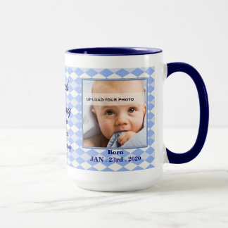OBSOLETE: Proud New Mommy Photo Mug
