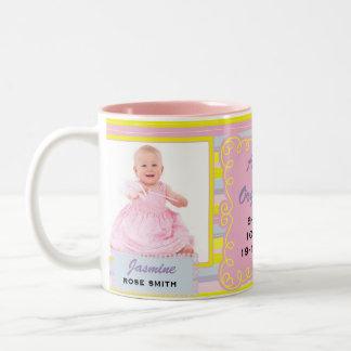 OBSOLETE: Spanish Proud Grandmother Two-Tone Coffee Mug