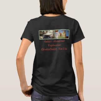 ObsoleteOddity Abandoned Explorations - Front/Back T-Shirt