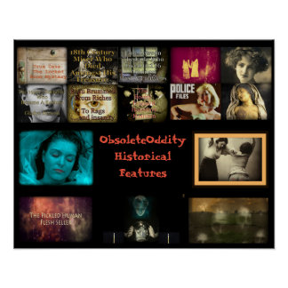 ObsoleteOddity Historical Features Poster