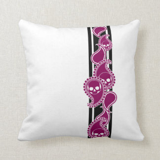 Obverse (Red-Violet) Pillow Throw Cushion
