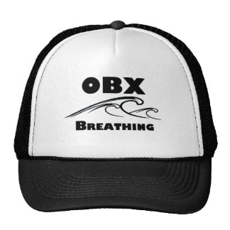 OBX BREATHING - t-shirts, stickers, and more Cap