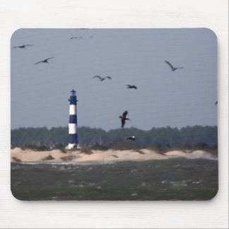 OBX  Lighthouse Mouse Pad