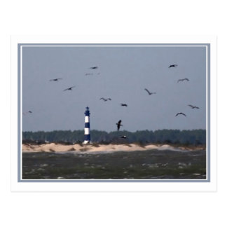 OBX Lighthouse Post Cards
