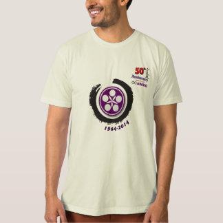 OC AIKIDO 50th Anniversary T-Shirt