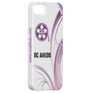 OC AIKIDO I phone 5 Case For The iPhone 5